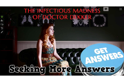 The Infectious Madness of Doctor Dekker - Seeking More ...