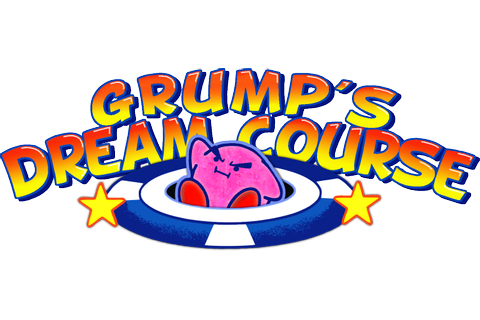 Kirby's Dream Course: Game Grumps Edition
