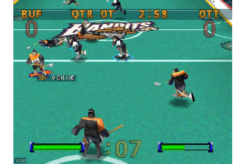 Blast Lacrosse for Sony Playstation - The Video Games Museum