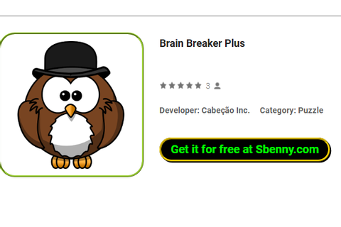 Brain Breaker Plus APK for Android Free Download