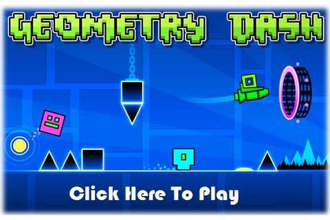 Play Geometry Dash Online Now!!!
