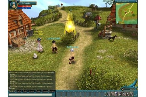 MMO Maker: Big Names Drive Small Fish To Free-Play Market ...