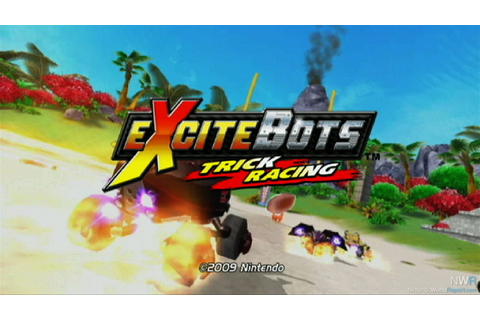 Excitebots: Trick Racing - Game - Nintendo World Report