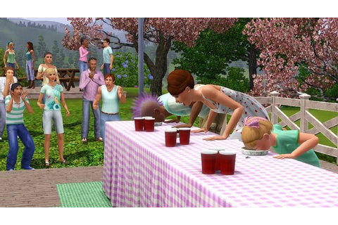 THE SIMS 3 SEASONS Pc Game Free Download Full Version ...