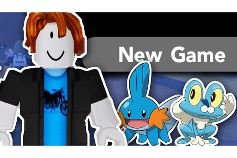 STARTING A NEW GAME!! / Pokemon Brick Bronze / RussoPlays ...