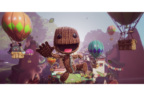 Sackboy: A Big Adventure Shows Off Incredible Detail In ...