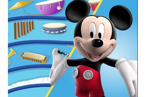Disney Mickey Mouse Clubhouse Mickey's Music Machine Games ...