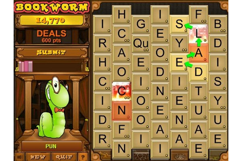 BookWorm: Free Online Word Puzzle Game