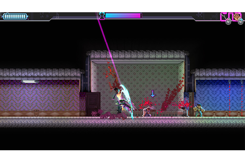 Katana Zero is a smooth, satisfying, samurai Switch ...
