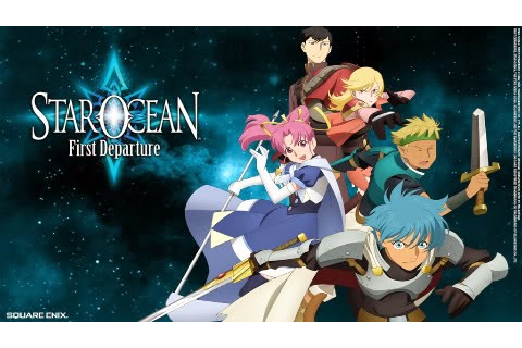 Star Ocean First Departure | Download Game PSP PPSSPP PS3 Free