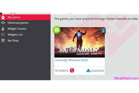Anomaly: Warzone Earth Full Version Game Free Download [PC ...