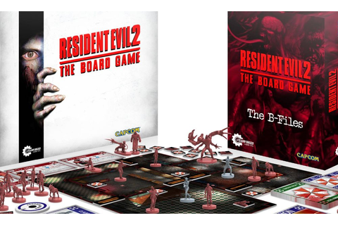 Resident Evil 2: The Board Game – GAMING TREND