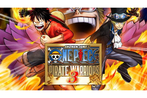 One Piece Pirate Warriors 3 Deluxe Edition Nintendo Switch ...