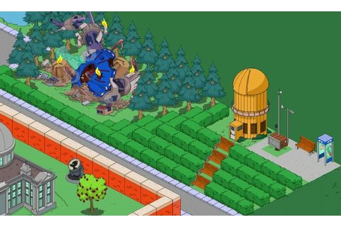 The Simpsons Virtual Springfield Game Free Download ...