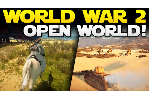 New World War 1 & WW 2 Open World Game BADIYA With A Hint ...