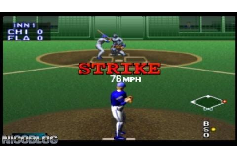 Bases Loaded '96: Double Header (USA) PSX ISO | Cdromance