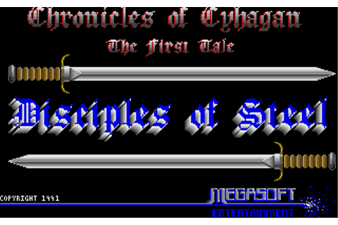 Download Disciples of Steel - My Abandonware