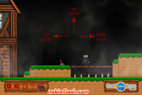 Best Games Ever - Castle Of Terror - Play Free Online
