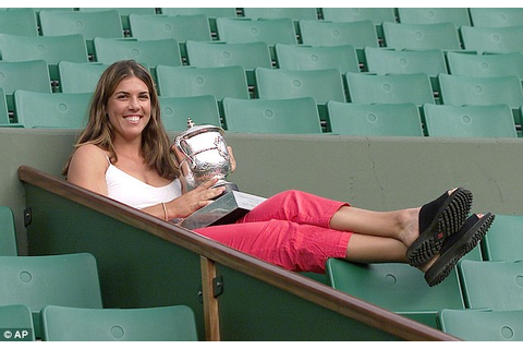 Jennifer Capriati at 40: from the golden girl of tennis to ...