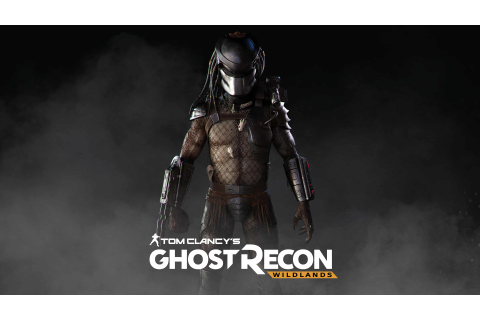 Tom Clancys Ghost Recon Wildlands Predator UHD 4K ...