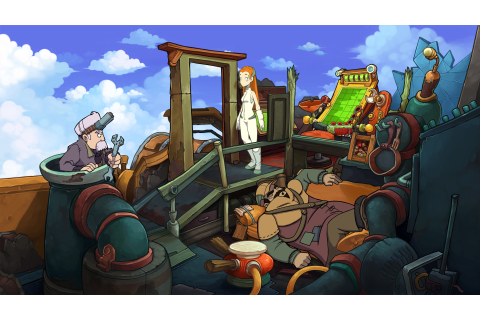 Test: Goodbye Deponia