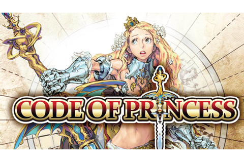 CGRundertow CODE OF PRINCESS for Nintendo 3DS Video Game ...