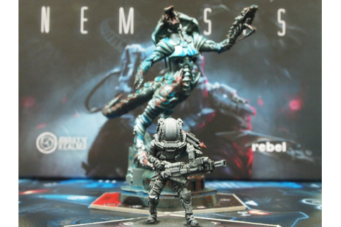 Nemesis Review – Creaking Shelves