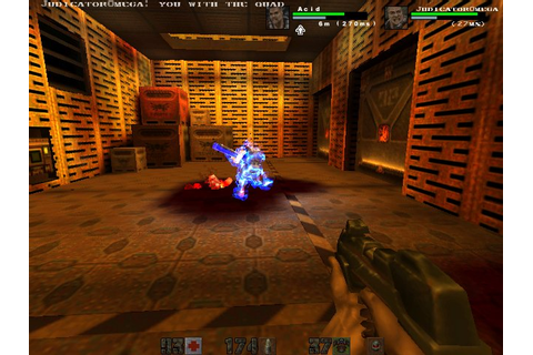 Baixar Quake II Quad Damage - PC Torrent - Baixar Games ...