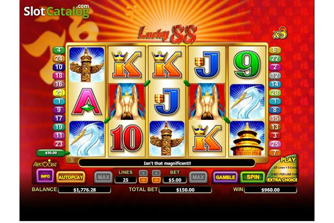 Lucky 88 Slot ᐈ Claim a bonus or play for free!