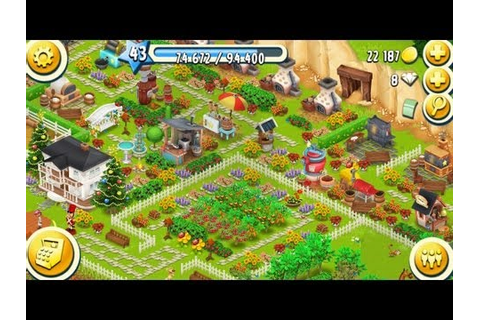 Hay Day Game Review And Tips - YouTube