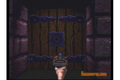 Escape from Monster Manor (3DO) - Intro movie and gameplay ...
