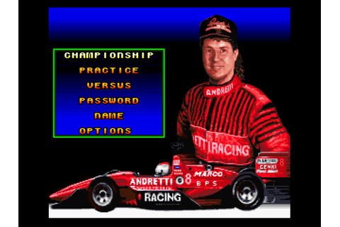 Michael Andretti's Indy Car Challenge Download Game ...