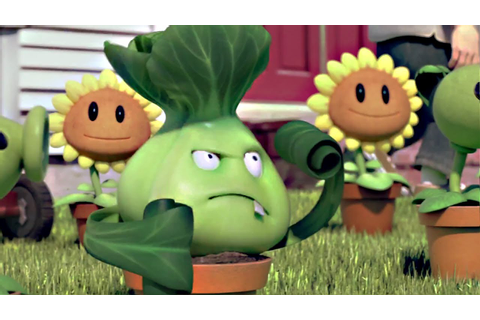 Plants Vs Zombies 2 : It's About Time Trailer Official ...