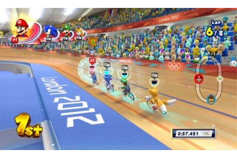 Download Mario And Sonic At The London 2012 Olympic Games ...