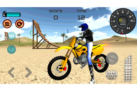 Motocross Beach Jumping 3D APK Download - Free Simulation ...