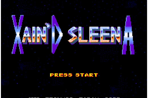 Xain'd Sleena Games