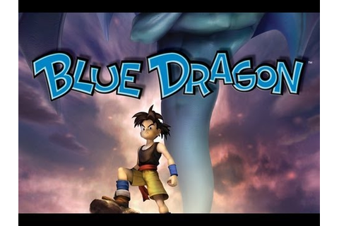 CGRundertow BLUE DRAGON for Xbox 360 Video Game Review ...