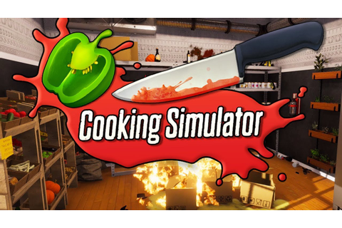 Cooking Simulator - The Pre-Christmas Musical Culinary ...