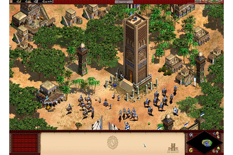 Download Game PC - Age of Empires II HD The African Kingdoms