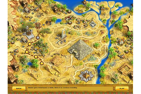 Egypt: Secret of five Gods > iPad, iPhone, Android, Mac ...