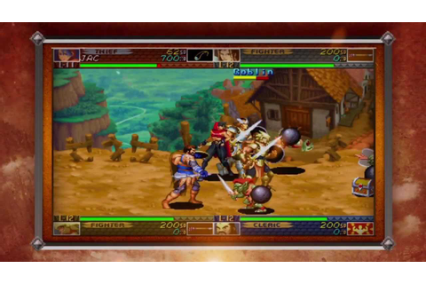 Dungeons & Dragons: Chronicles of Mystara (Wii U eShop ...