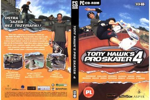 Tony Hawk's Pro Skater 4 Free Download « IGGGAMES