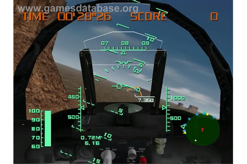 Aerowings - Sega Dreamcast - Games Database
