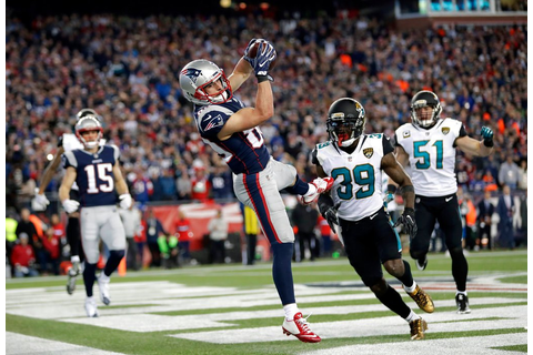 Tom Brady rallies Patriots past Jaguars in AFC title game ...