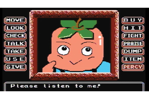 CGRundertow PRINCESS TOMATO IN THE SALAD KINGDOM for NES ...