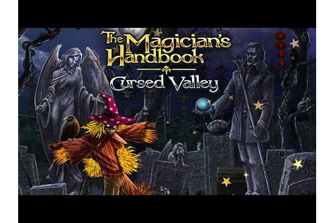 G5 Games - The Magician's Handbook: Cursed Valley