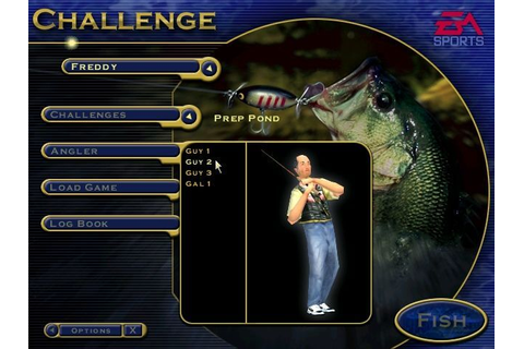 Download Championship Bass (Windows) - My Abandonware