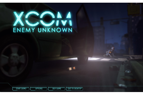 Super Adventures in Gaming: XCOM: Enemy Unknown (Demo) (PC)