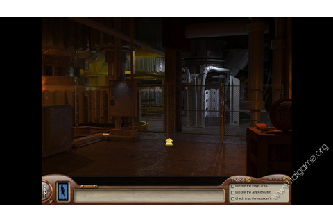 Nancy Drew: Labyrinth of Lies - Download Free Full Games ...