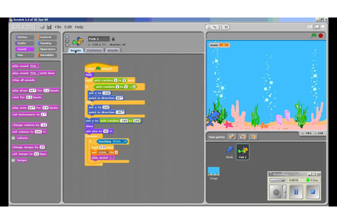 Scratch Fish Game | Doovi